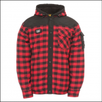 Caterpillar Clothing Red Sequoia Jacket 1