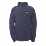 Caterpillar Mens AG Fleece Pullover Eclipse Navy