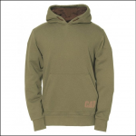 Caterpillar Mens Basic Hoodie Cypress Green