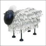 Rolson Sheep Garden Ornament