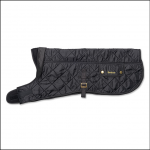 Barbour Polarquilt Dog Coat Black 1