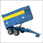 Britains Kane 16 Tonne Silage Trailer 1.32 Scale a