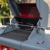 Sahara X350 3 Burner Gas Barbecue with Rotisserie 7
