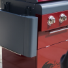Sahara X350 3 Burner Gas Barbecue with Rotisserie 8
