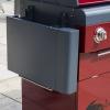 Sahara X350 3+1 Burner Gas Barbecue Red 5