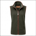 Schoffel Lyndon II Ladies Fleece Gilet Moss 1
