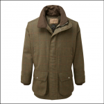 Schoffel Ptarmigan Buckingham Tweed Shooting Coat 1