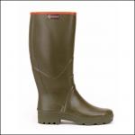 Aigle Chambord Pro All-Terrain Men's Rubber Boots Kaki 1