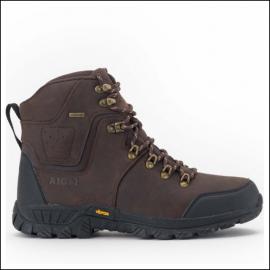 Aigle Diserre Men's Leather Waterproof MTD Hunting Boots 1