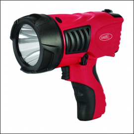 Clulite Club FL Clu-Briter Flame LED Rechargeable Spotlight 1