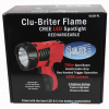 Clulite Club FL Clu-Briter Flame LED Rechargeable Spotlight 3