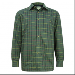 Hoggs of Fife Beech Micro Fleece Lined Shirt 1