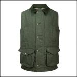 Hoggs of Fife Helmsdale Tweed Waistcoat 1