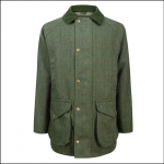 Hoggs of Fife Helmsdale WP Tweed Shooting Jacket 1
