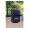 Lifestyle Azure 3.8kW Blue Flame Cabinet Heater 2