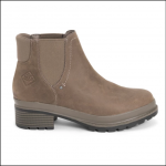 Muck Boot Women's Liberty Chelsea Ankle Boots Taupe 1