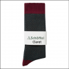 Schoffel Halkirk Socks Claret
