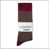 Schoffel Helmsdale Mens Socks Claret