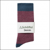 Schoffel Helmsdale Mens Socks Denim