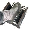 Ascalon Cast Iron Boot Scraper with Brush 2