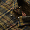 Harkila Eide Dark Olive Check Shirt 3