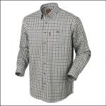 Harkila Milford Burgundy Check Shirt 1