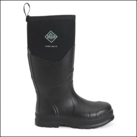 Muck Boot Men's Chore Max S5 Steel Toe Cap Tall Boot 1