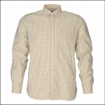 Seeland Warwick Shirt Soil Brown Check 1