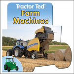 Tractor Ted Farm Machines Board Book 1