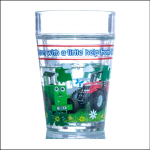Tractor Ted Floating Tractors Glitter Beaker 1