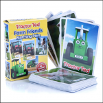 Tractor Ted Matching Pairs Farm Card Game 1