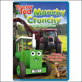 Tractor Ted Munchy Crunchy DVD 1