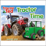 Tractor Ted Tractor Time Information Book 1