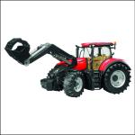 Bruder Case IH Optum 300 CVX Tractor with Front Loader 1