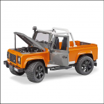Bruder Land Rover Defender U02591 Pick Up 1 1.16 Scale