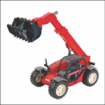Bruder Manitou MLT 663 Telescopic Loader 1.16 Scale