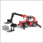 Bruder Manitou MRT 2150 Telescopic Loader 1.16 Scale