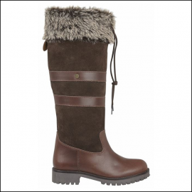 Cabotswood Sherbourne Faux Fur Waterproof Country Boot 1