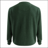Hoggs of Fife Sterling Cotton V Neck Jumper Green 3