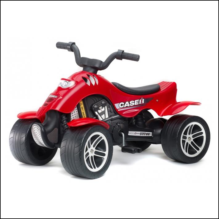 UH Case IH Pedal Quad Toy 1