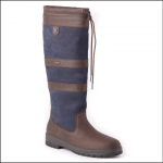 Dubarry Classic Galway Boot ExtraFit™ Navy-Brown 1