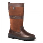 Dubarry Kildare Mid Height Country Boot Walnut 1