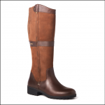 Dubarry Sligo Ladies Country Boot Walnut 1