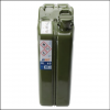 Gopart 20L Metal Army Green Jerry Can 2