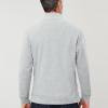 Joules Deckside Half Zip Sweatshirt Grey Marl 2