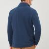 Joules Deckside Half Zip Sweatshirt Navy 2