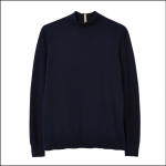 Joules Orianna Roll Neck Jumper French Navy 1