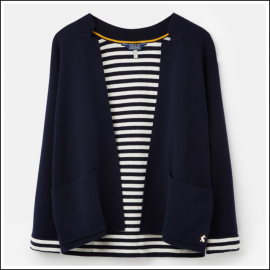 Joules Ursula Milano Cardigan French Navy 1