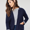 Joules Ursula Milano Cardigan French Navy 3