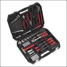 Sealey AK7400 100pc Mechanic's Tool Kit 1